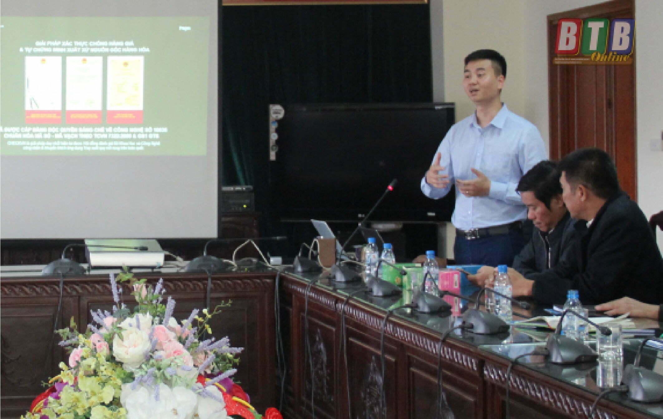 hội thảo giới thiệu dịch vụ CheckVN