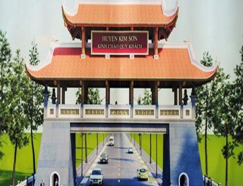 UBND Huyện Kim Sơn – Tỉnh Ninh Bình